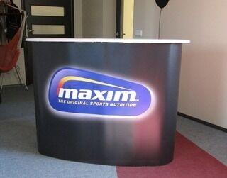 Esitluslaud Maxim