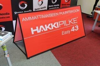 Soft banner 250x100cm