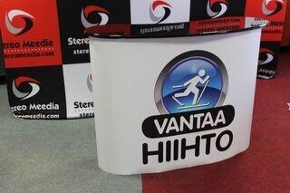 Suur esitluslaud Vantaa Hiihto