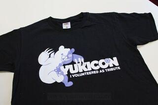 Yukicon paita