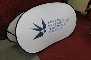 Soft banneri 200x100cm Nokian Tyres