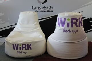 WIRK logoga toolid
