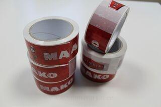 Mako logolla teippi