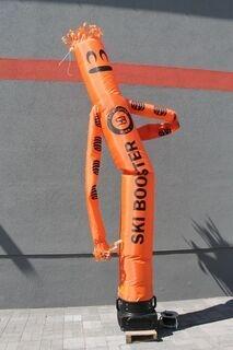 Ski Booster tuuliukko