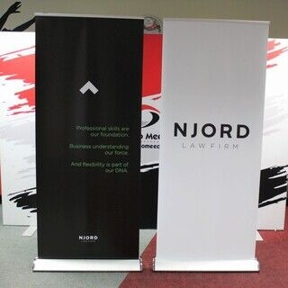 Roll up lux - NJORD
