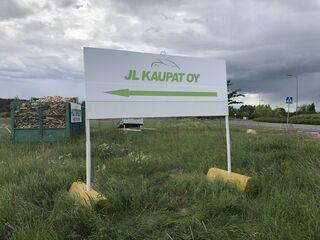 Suuntaviitta JL Kaupat