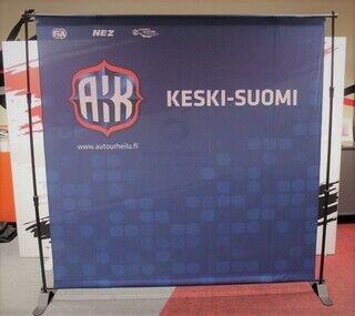 Advertising wall Keski-Suomi