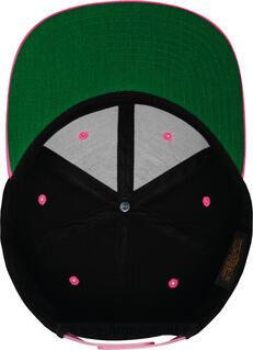 Classic Snapback 2-Tone Cap