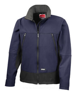 Soft Shell Activity Jacket 3. pilt