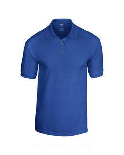 Gildan Mens DryBlend® Jersey Polo 7. kuva