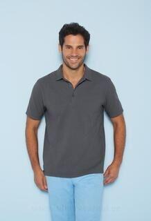 Gildan Mens DryBlend® Pique Polo Shirt 5. kuva