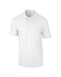 Gildan Mens DryBlend® Pique Polo Shirt 2. kuva