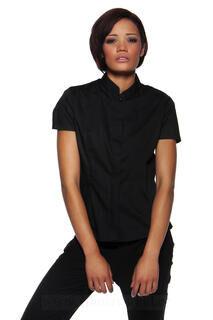 Bargear Shirt Mandarin Collar Lady