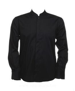 Bargear Shirt Mandarin Collar LS