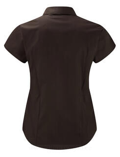 Fitted Shortsleeve Blouse